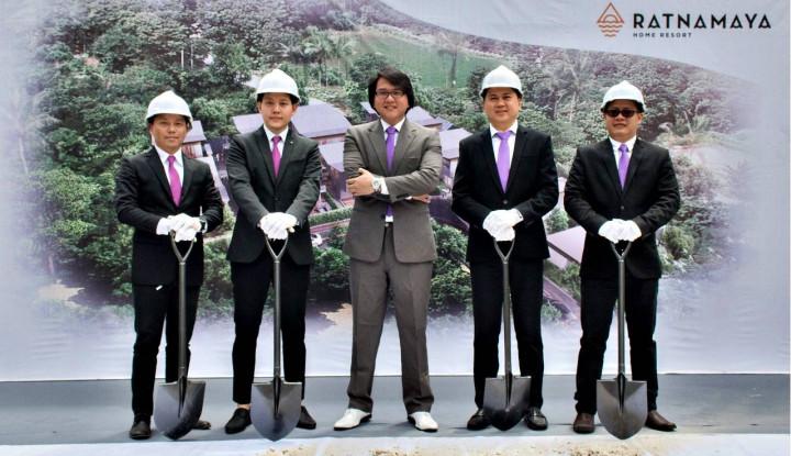 PGL Group Groundbreaking Ceremonial Proyek di Bali - Warta Ekonomi