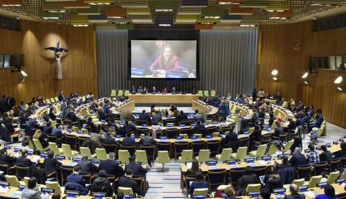Resolusi Terbaik RI di Dewan Keamanan PBB Berbuah Veto AS