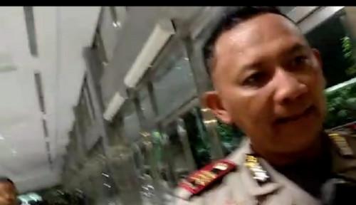 Foto Polisi Beringas ke Wartawan, KSP: Pasti Kena Sanksi