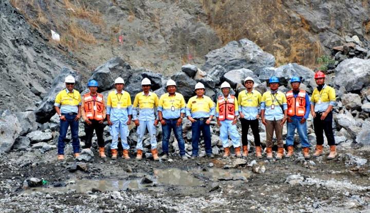 Dahana Lakukan First Blasting Proyek Kereta Cepat Jakarta-Bandung - Warta Ekonomi
