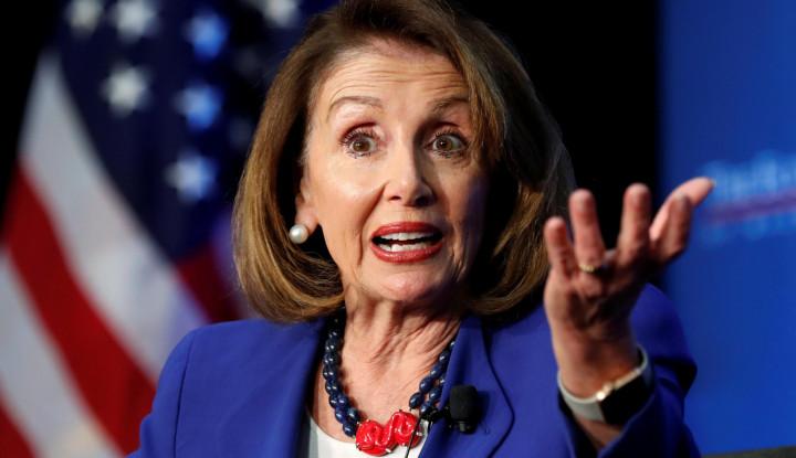 Laptop Nancy Pelosi Dicuri Penyerbu, Ternyata Dijual ke Mata-Mata Rusia karena...