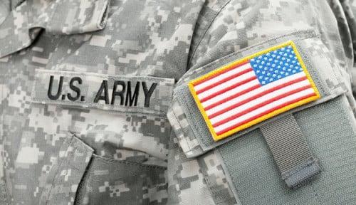 Foto Militer AS Akui Tak Punya Waktu Banyak untuk Dirikan RS Darurat Corona karena...