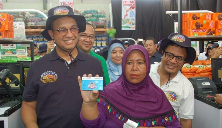 Foto Berita Anies Sudah Siapkan Jurus Jitu Selamatkan UMKM, Apa Tuh?