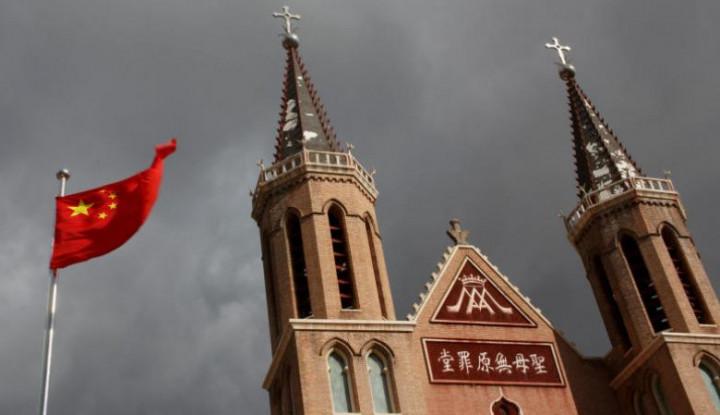 China Dituding Coba Ikut Campur Pemilu Taiwan - Warta Ekonomi