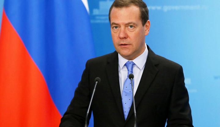 Beri Ruang Lebih Besar buat Putin, PM Rusia Resmi Undur Diri - Warta Ekonomi