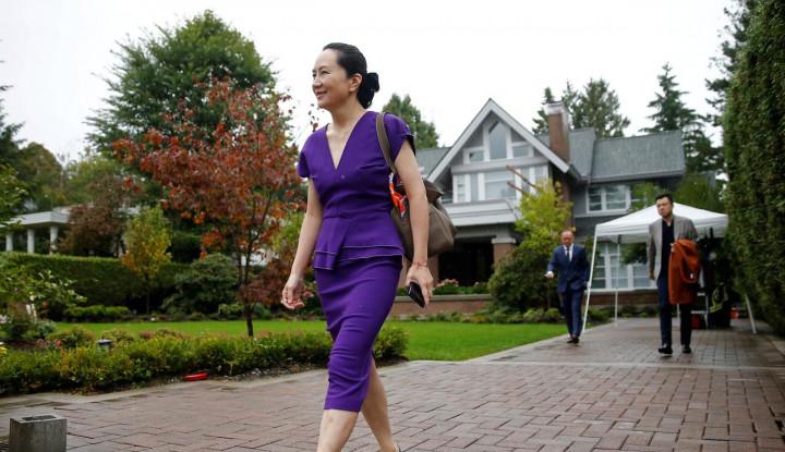 Diringkus Secara Tak Patut oleh Kanada, Penerus Tahta Huawei Terus Berjuang di Meja Hijau! - Warta Ekonomi