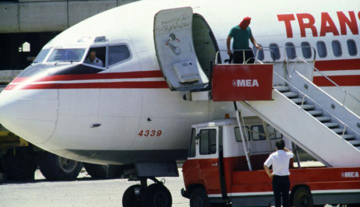 Salah Tangkap, Otoritas Yunani Bebaskan Pria yang Tertuduh Pembajak Pesawat TWA 1985 - Warta Ekonomi