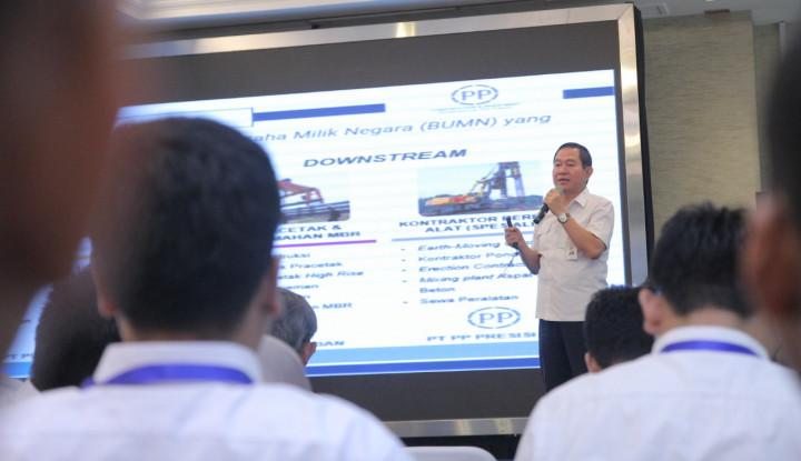 Dorong Penerapan Teknologi Digital Konstruksi, PTPP Gelar Workshop DCHW 2019 - Warta Ekonomi