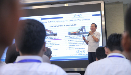 Foto Dorong Penerapan Teknologi Digital Konstruksi, PTPP Gelar Workshop DCHW 2019