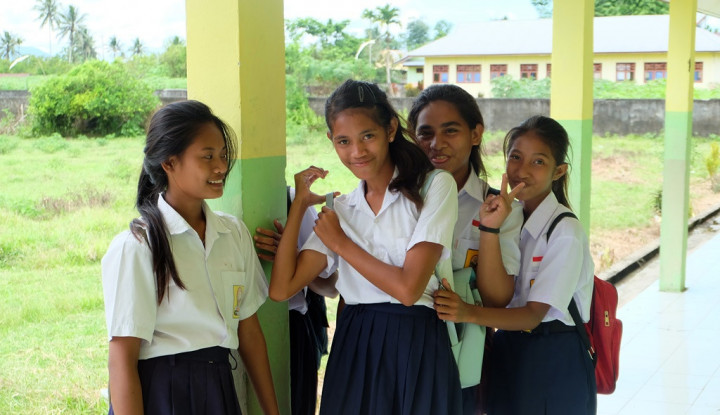 Lentera Pendidikan di Timur Indonesia Bersama Quipper dan Kemdes-PDTT - Warta Ekonomi