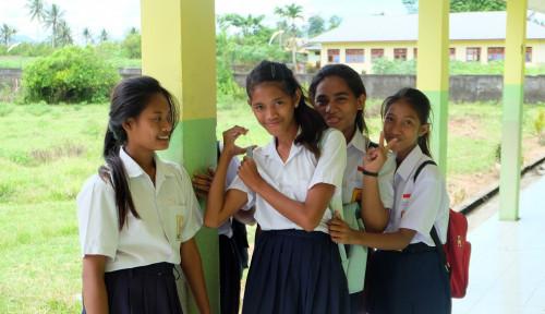Foto Lentera Pendidikan di Timur Indonesia Bersama Quipper dan Kemdes-PDTT