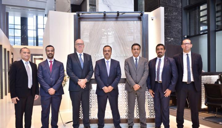 Bank Asal Qatar Ini Pindahkan Kantor Pusatnya ke Pusat Jakarta - Warta Ekonomi