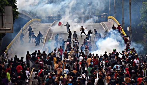 Foto Gabungan Buruh Akan Lakukan Demo Tolak Omnibus Law 23 Maret Mendatang