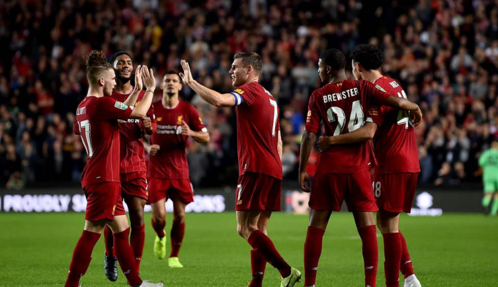 Biar Gaek Asal Moncer, Milner Bakal Perpanjang Kontrak dengan Liverpool - Warta Ekonomi