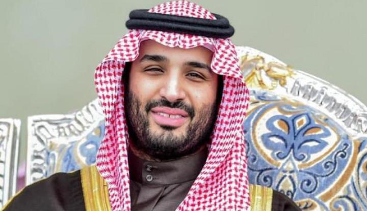 Foto Berita Profil dan Kekayaan Mohammed bin Salman, Putra Mahkota Saudi yang Meretas Ponsel Bos Amazon