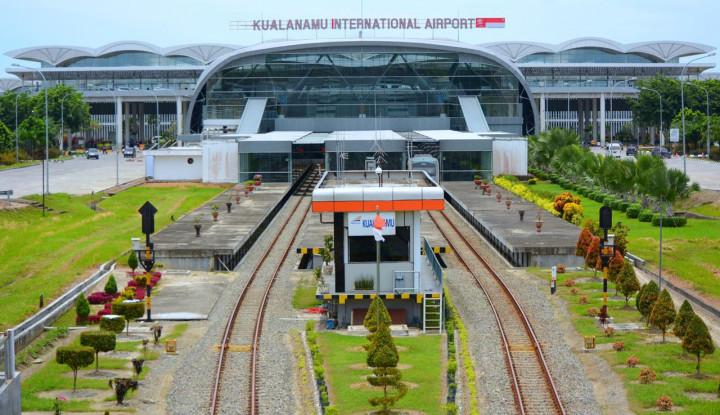 Makin Ekspansif, Kini Terbang ke Amsterdam Bisa Lewat Bandara Kualanamu - Warta Ekonomi