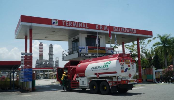 6 SPBU BBM Satu Harga Beroperasi di Wilayah 3T Kalimantan - Warta Ekonomi