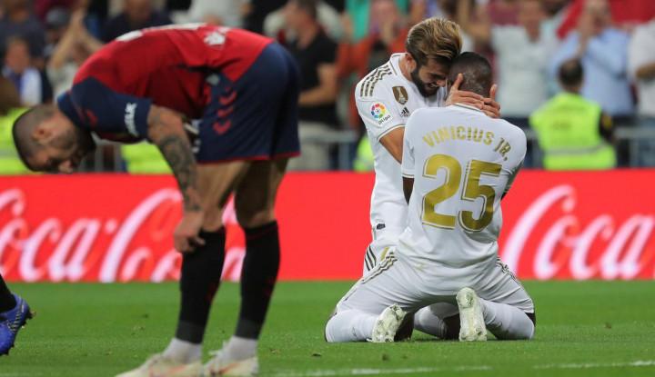 Lumat Osasuna, Real Madrid Puncaki Klasemen - Warta Ekonomi