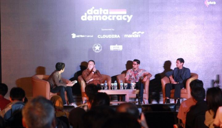 Kedaulatan Data, Sebuah Keharusan Hadapi Era 4.0 - Warta Ekonomi