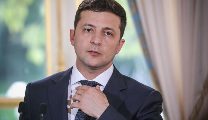 Tawanan Perangnya Ditahan Rusia, Presiden Ukraina Minta Bantuan ke Paus Fransiskus - Warta Ekonomi
