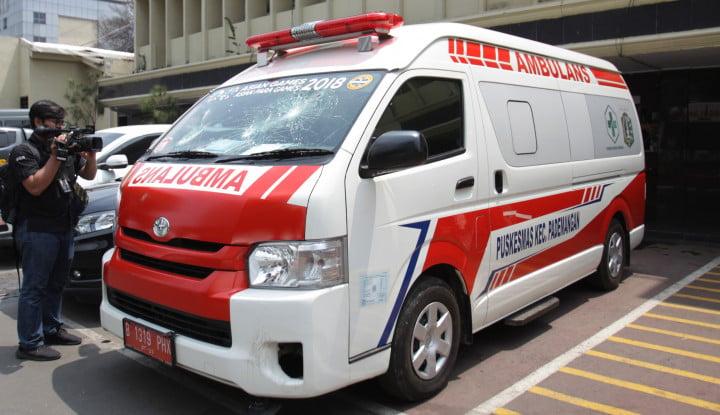 Akun Medsos TMC Polda Metro Jaya Dituding Menyebarkan Hoaks Ambulance Membawa Batu - Warta Ekonomi
