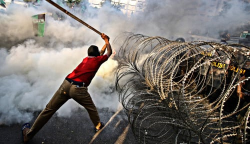 Foto Gubernur Sulsel Wanti-wanti Kepala Sekolah Jangan Gerakkan Demo