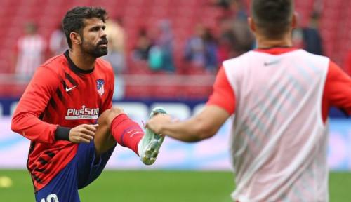 Foto Diego Costa Hengkang dari Atletico Tahun Depan, Kemana Klub Selanjutnya?