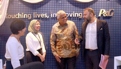 Buka Kantor Baru, P&G Siap Garap Bisnis Personal Healthcare di Indonesia