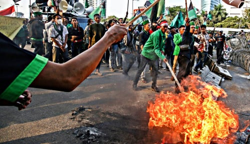 Dorong-Dorong Jokowi Tiga Periode, HMI: Ada Kelompok yang Coba Menjilat Kekuasaan