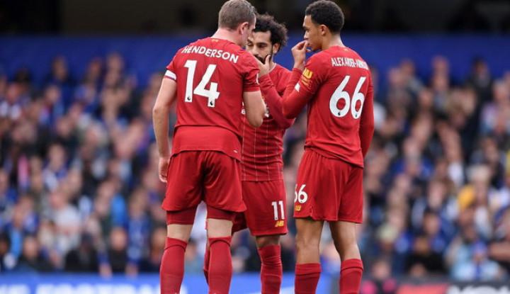Henderson Komentari Hasil Minor Liverpool: Yang Penting Kami Tidak Kalah! - Warta Ekonomi