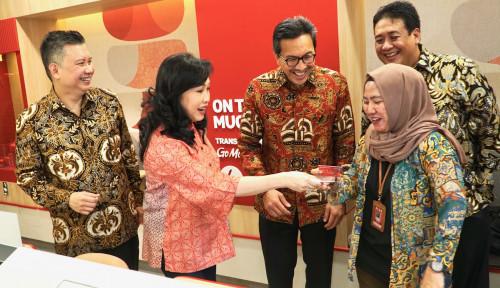 Foto HUT ke-64, CIMB Niaga Resmikan Digital Lounge @Home di Kemang