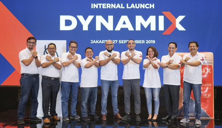 Ganti Baju, SBI Ubah Nama Holcim Jadi Dynamix - Warta Ekonomi