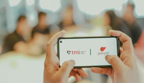 Foto Lengan Investasi Telkomsel Kucurkan Dana ke PrivyID