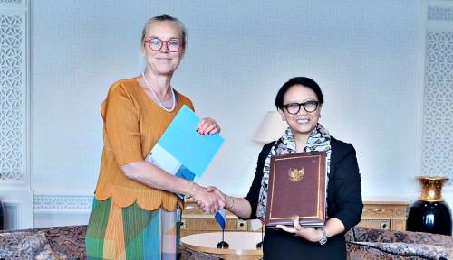 Foto Indonesia Perkuat Kerja Sama Sawit dengan Belanda