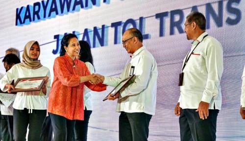 Menteri Rini Apresiasi Waskita Karya dan HK Karena...
