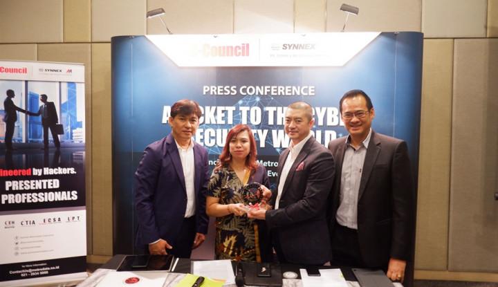 SMI Gandeng EC-Council Tawarkan Sertifikasi Keamanan Siber - Warta Ekonomi