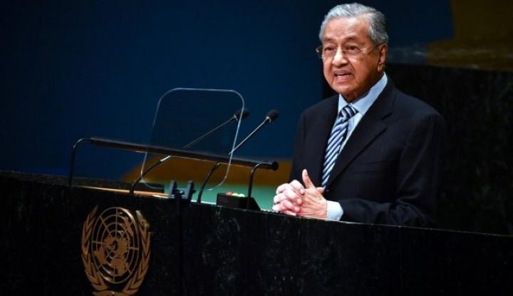 PM Mahathir Sebut Israel Penyebab Munculnya Terorisme Modern - Warta Ekonomi