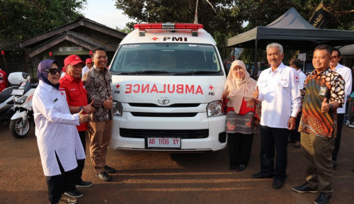 Peduli Kemanusiaan, Pegadaian Berikan Bantuan Ambulans Senilai 1,15 M