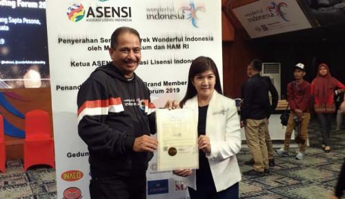 Foto Asensi–Kemenpar Kerja Sama Promosikan Wonderful Indonesia