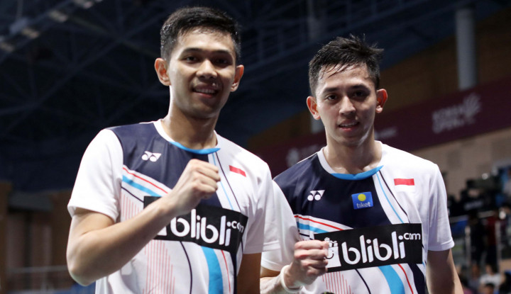 Bravooo! Ganda Putra Indonesia Juarai Korea Open 2019 - Warta Ekonomi