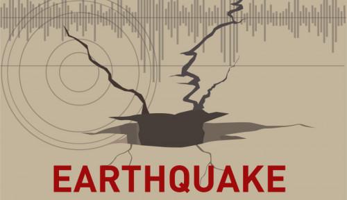 Foto Sulawesi Utara Diguncang Gempa Magnitudo 3,7