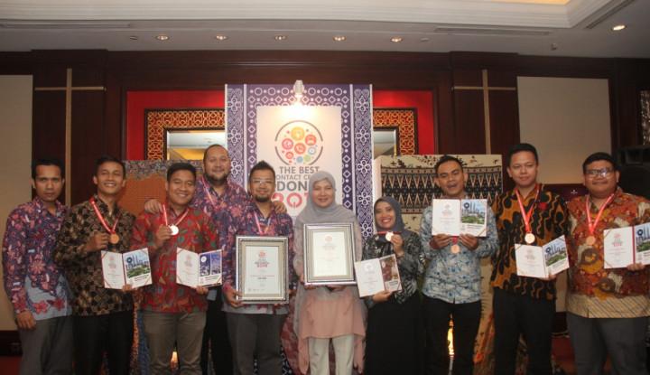 JNE Raih Penghargaan Tingkat Nasional dan Internasional - Warta Ekonomi