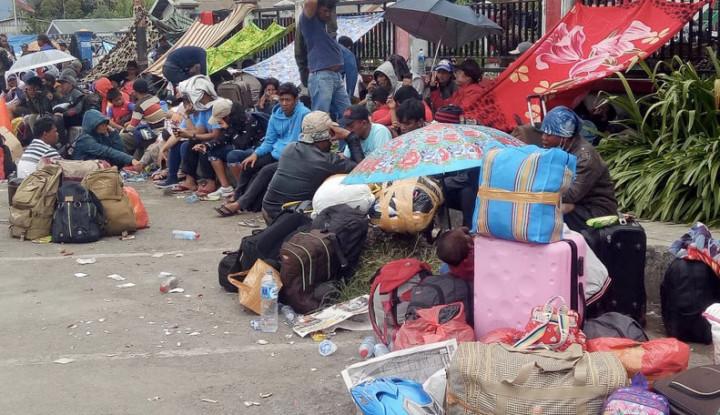 Papua Sempat Membara, 11.646 Perantau Pilih Tinggalkan Wamena - Warta Ekonomi