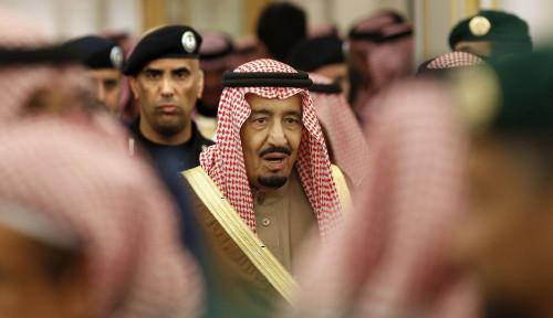 Foto Raja Salman Lockdown Mekkah, Madinah, Hingga Riyadh