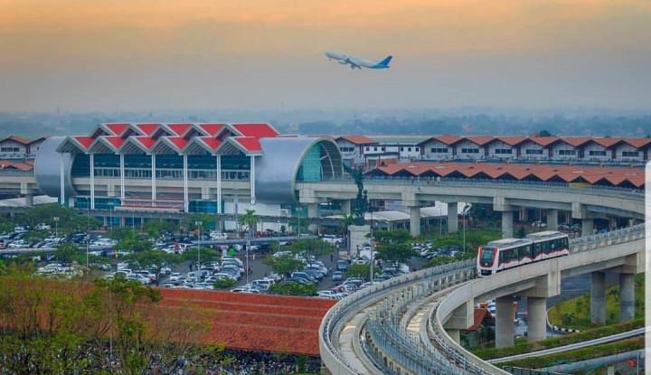Alhamdulillah, Bandara Soetta Mulai Bangkit dari Kubur