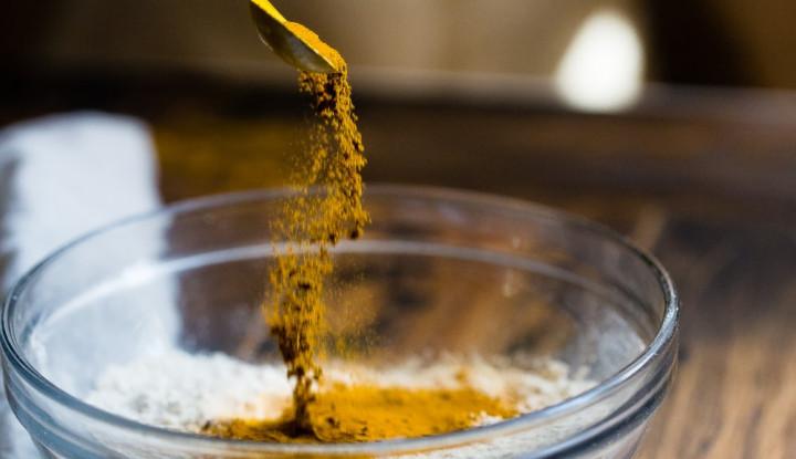 Kunyit, Si Kuning yang Punya Senyawa Baik Antikanker - Warta Ekonomi