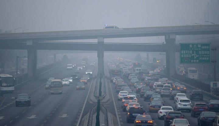 Kecelakaan Bus & Truk di China Telan 36 Korban Jiwa - Warta Ekonomi