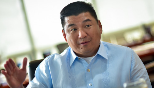 Foto Mengenal Sosok Dennis Uy, Pria Nekat yang Jadi Konglomerat