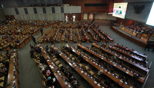 Foto Anies Mangkir, DPR Geram, Rakyat Jadi....