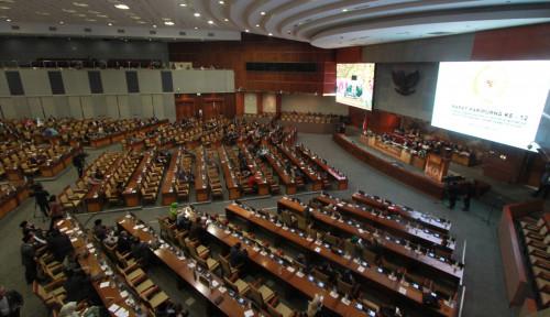 Foto Puan Lantik Anggota DPR Pengganti Edhy Prabowo dan Amali